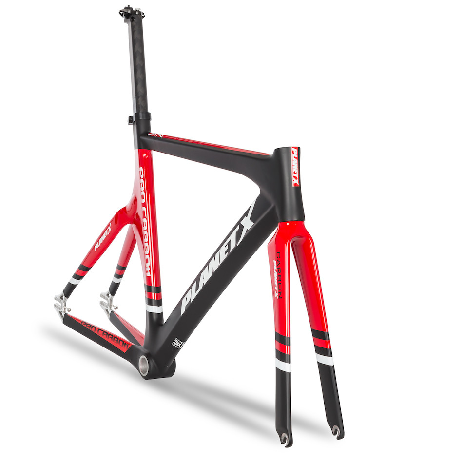 Planet X Pro Carbon Track Frameset | On - One