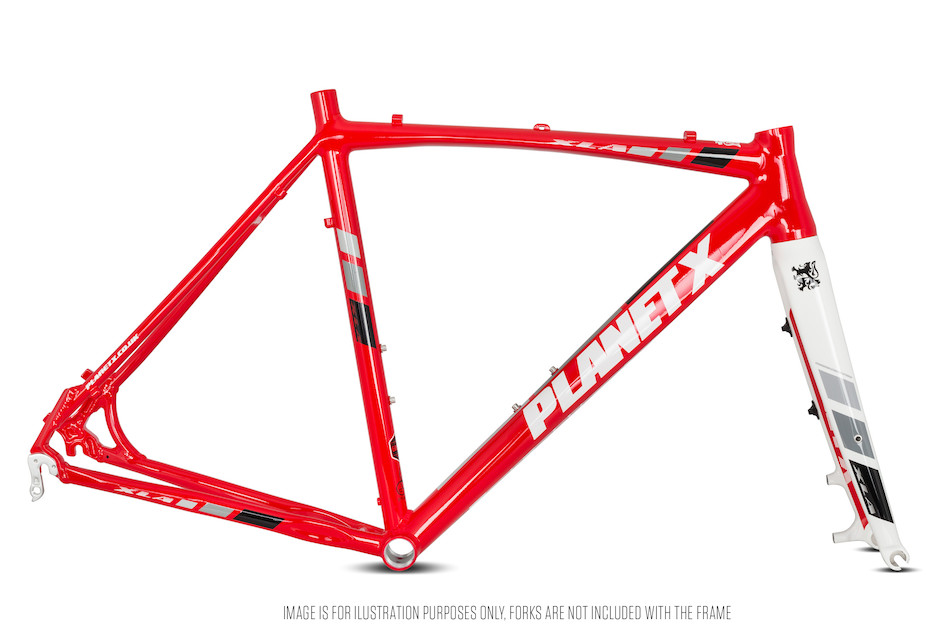 Planet X XLA Alloy Cyclocross Frame | On - One