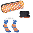 Holdsworth Ice Cream EVA Tool Bottle Case And Sock Bundle
