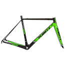 XX Large Carbon and Neon Green