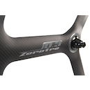 Selcof Ultra 0.3 Time Trial / Triathlon Tri Spoke Carbon Aero Front Wheel