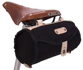 Banjo Brothers Minnehaha Canvas Barrel Bag