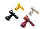 Alloy 7075 Bottle Cage Bolt Kit M5 X 15mm (Pair)