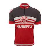 Planet X Shield Short Sleeve Jersey