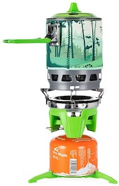 Fire-Maple Star FMS-X3 Outdoor Cooking System / Green