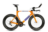 Holdsworth TT Sample Bike / Large / Team Orange / SRAM Force 22 / Secof Delta 86