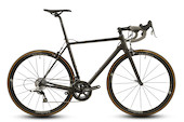 Viner Maxima Ultralight / Medium / Matt Black / Sram Rival 22