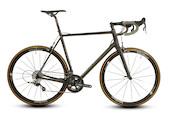 Viner Maxima Ultralight / Large / Matt Black / Sram Rival 22