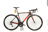 Battaglin Faster Sram Rival 22 Road Bike Small Black And Red