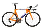 Holdsworth Sample TT Bike / Medium / Team Orange / Shimano Ultegra 6800 / Vision 35 Wheels / Vision Carbon Trimax Bar