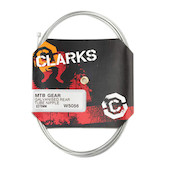 Clarks Galvanised Universal Derailleur Inner Cable 2275mm