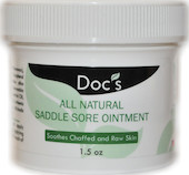 Doc's All Natural Saddle Sore Ointment