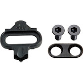 Wellgo CL98A Cleat Set 98A Fits SPD MTB Pedals