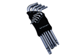 Birzman Long Arm Star Toxkey Set, 9PCS Size T10 To T50