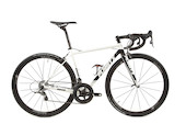 Planet X RT-80 Force Road Bike XS 48cm Black And White - New Frame Used Parts