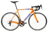 Holdsworth Super Professional Chorus Road Bike / 54cm Medium / Team Orange / Calima Wheelset / Ex Team- New Frame