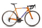 Holdsworth Super Professional Chorus Road Bike / 54cm Medium / Team Orange / Calima Wheelset / Ex Team New Frame