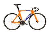 Holdsworth Roi De Velo Carbon Track Bike / 51cm Small / Team Orange