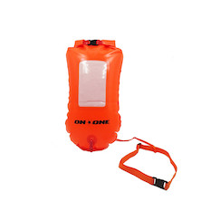 On-One Swim Buoy Dry Bag With Window