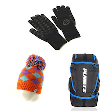 Team Holdsworth Raceday AccessoriesTrio Bundle