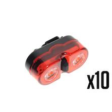 10 Phaart Bleep Dual Lights Trade Pack - 10 Lights