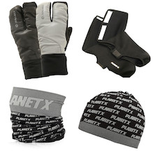 Refelctive Zero Degrees Accessories Bundle