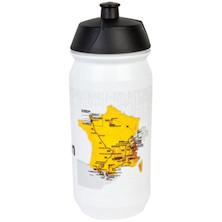 Tour De France 2016 Water Bottle - 600ml - White/black