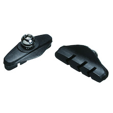 Jobsworth Racing Brake Blocks Black