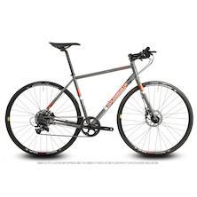 Holdsworth Elan Sram Apex 1 Flat Bar Disc Urban Road Bike