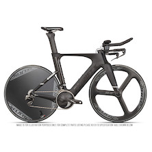 Planet X Exo3 Time Trial Bike SRAM Red Etap Edition
