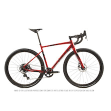 Planet X Full Monty SL SRAM Rival 1 Hydraulic Disc Gravel Road Bike