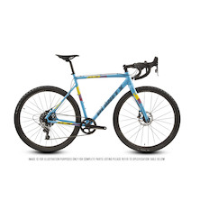Planet X XLA SL Shimano 105 R7000 Mechanical Disc Cyclocross Bike