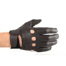 Holdsworth Worthy Leather Full Finger Glove