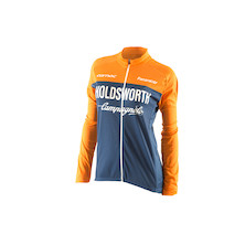 Holdsworth Pro Cycling Womens Club Long Sleeve Jersey 2cffe108d