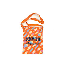 Holdsworth Orange Ice Cream Edition Travel Canvas Tote Bag
