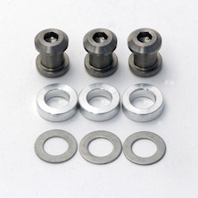 SunXCD Chainring Bolt Set