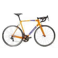 Holdsworth Super Professional Super Record EPS Road Bike / 56cm / Team Orange / Calima Wheelset - Ex Team