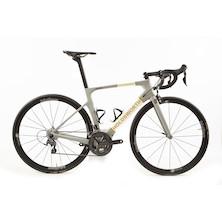 Holdsworth Super Rapide  Areo Road Bike / Small / Matt Grey / Shimano Ultegra 6800 -105 MIX