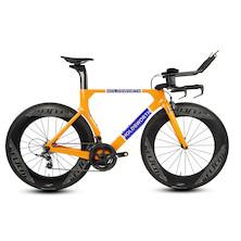 Holdsworth TT Sample Bike / Medium / Team Orange / Srame Force 22 / Secof Delta 86