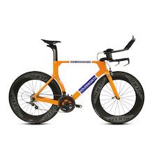 Holdsworth TT Sample Bike / Large / Team Orange / Srame Force 22 / Secof Delta 86