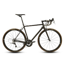 Viner Maxima Sample / Medium / Matt Black / Sram Rival 22