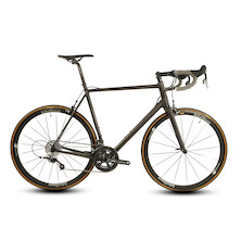 Viner Maxima Sample / X-Large / Matt Black / Sram Rival 22