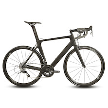 Planet X Aero Road Sample / 52ST / 56TT / 170HT / Matt Black / Sram Rival 22