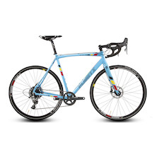 Planet X XLA Apex Road Bike / Medium / Blue