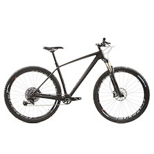 Powerline Sample XC Bike / Large / Matt Black / Sram GX Eagle