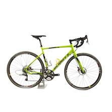 Planet X London Road SL / Large / Green / Sram Rival 22 Mechanical / SLK Carbon Crank / Used