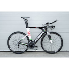 Planet X EXO3 SRAM Force 11 Vision 35 Time Trial Bike - Large - Welsh Dragon