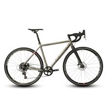 Planet X Tempest Titanium SRAM Rival 1 HRD Gravel Road Bike 700C Wheel - Large