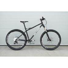 On-One DeeDar SRAM NX1 Mountain Bike / 17 Inch / Matt Black
