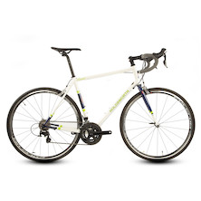Holdsworth Brevet Shimano 105 5800 Audax Road Bike / Large / Pearl White